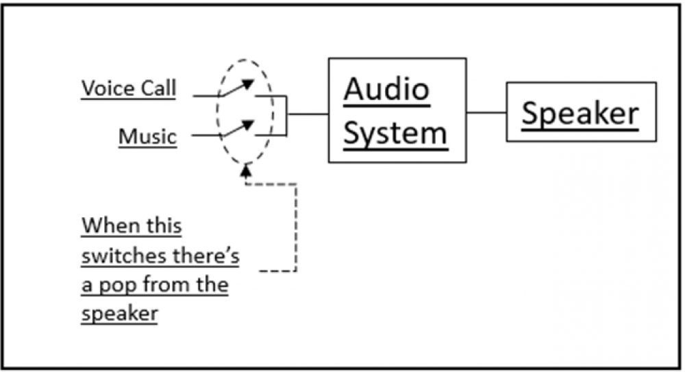 Audio System Patent Drawing